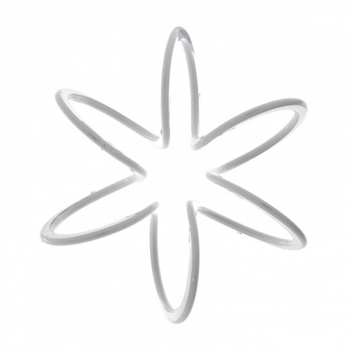 Полилей Serpens, Хром, Led 80W, 4000K, el 1481 Ch