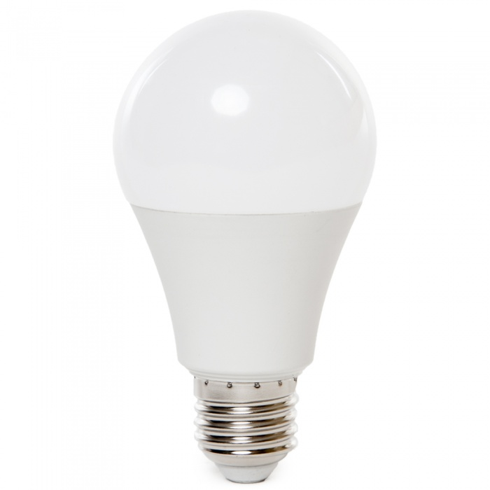 led лампа, 9w, e27, топла светлина, 2700к, 806lm, 7260