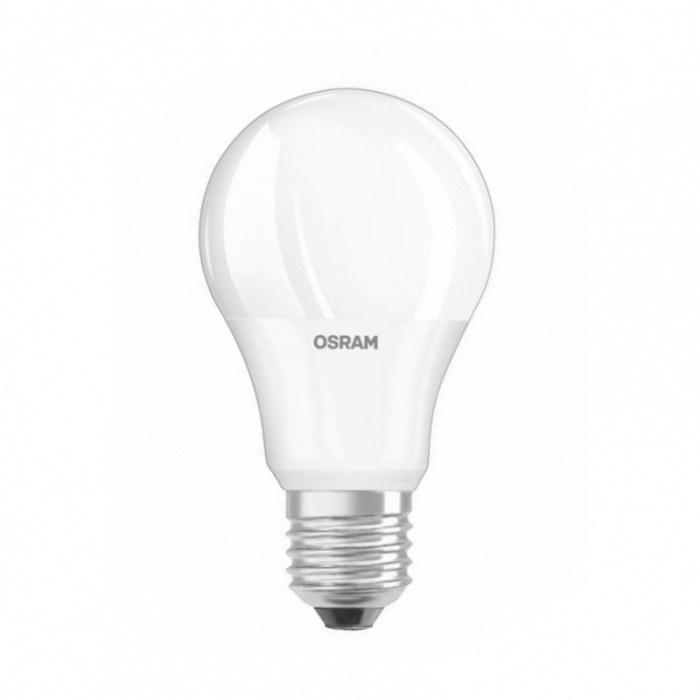 led лампа, 8.5w, e27, топла светлина, 2700к, 806lm, 326842