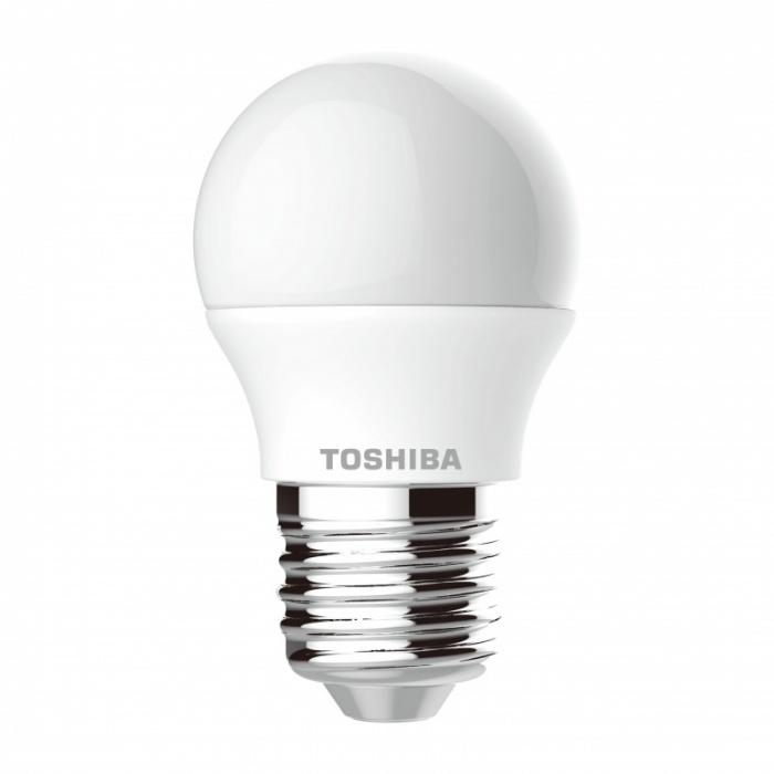 led лампа, 5w, e27,  топла   светлина, 2700к, 470lm, 601788