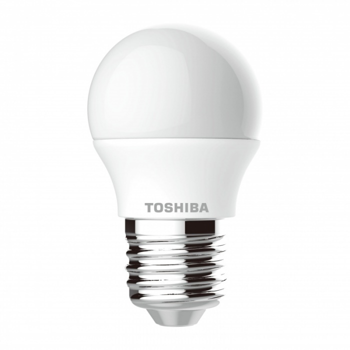 led лампа, 5w, e27,  бяла  светлина, 4000к, 470lm, 603478