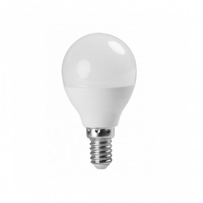 led лампа, 5w, e14, бяла светлина, 4200к, 480lm, lbg51442