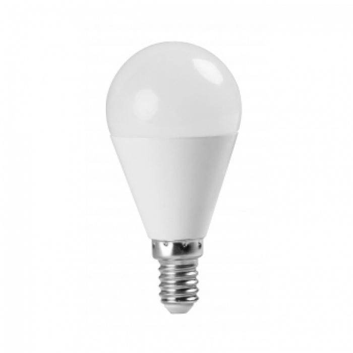 led лампа, 7w, e14, бяла светлина, 4200к, 680lm, lbg71442