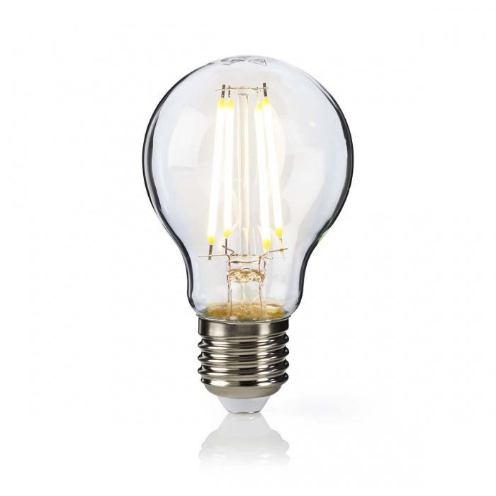 led лампа, 6w, e27, топла светлина, 2700к, 800lm, L020207235