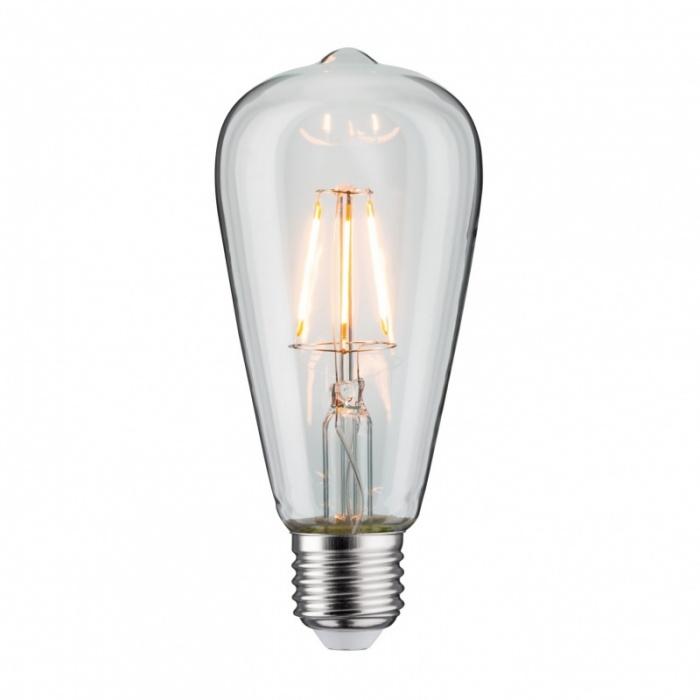 led лампа, 4w, e27, топла светлина, 2700к, 470lm, L020207237